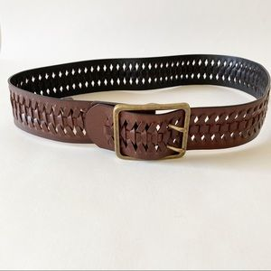 Loft Leather Belt Size S